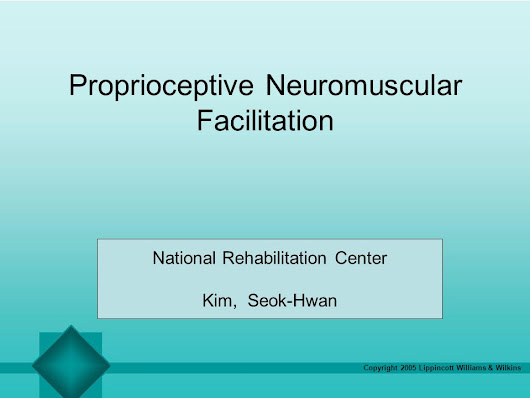 Proprioceptive Neuromuscular Facilitation - ppt video online download