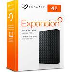 Seagate 4tb external hard drive
