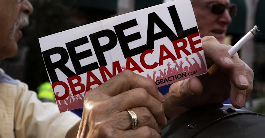 Why Republicans Are Still Struggling With Repealing and Replacing Obamacare - The Atlantic