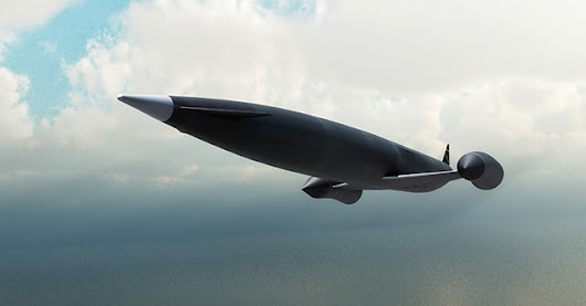 Skylon Space Plane to Receive £60 Million UK Government Funding
