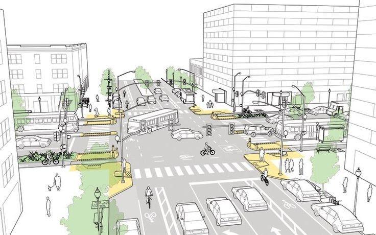 Image result for calles seguras para discapacitados