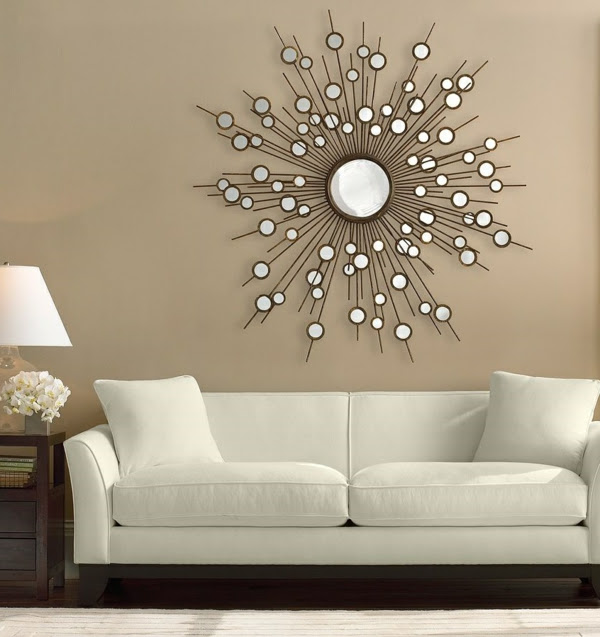 Spiegel im Wohnzimmer - Hinreißende Spiegel Designs