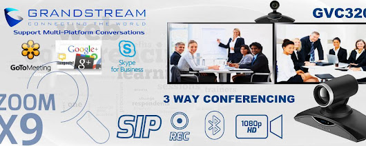 Grandstream GVC3202 Video Conferencing System Dubai
