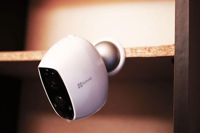 【母親節送禮之選】Ezviz 螢石 C3A 無線網絡攝影機 支援手機直播 $880
