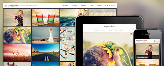 30 Best Photography Wordpress Themes [Premium] - DesignGrapher.Com | Design & Photography blog
