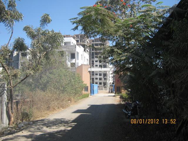 Al-Track Group's Zig Solis, Ziggurat Phase 2, 2 BHK & 2.5 BHK Flats on Katraj Dehu Road Bypass at Ambegaon Budruk, Pune 411 046 IMG_9197