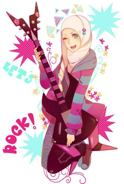 gambar miku versi muslimah wow ya hatsune gambar anime