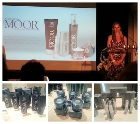 Neydharting Moor Skin and Body Care U.S. launch in NYC