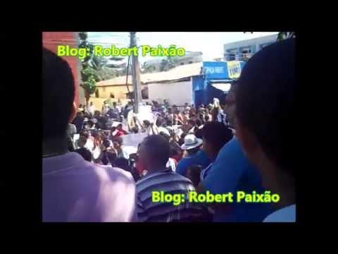Protesto acorda Maranhão chega a Santa Inês.