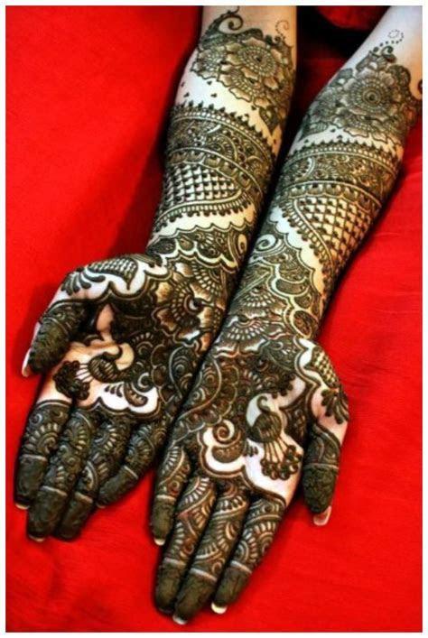 17 Wedding Bridal New Mehndi Designs Photos