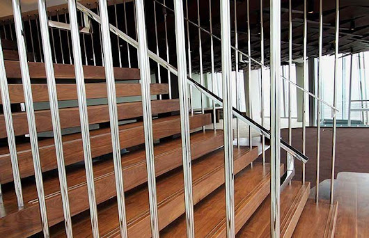 Different Style Steel Balustrades for your Staircase