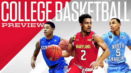 2015 College Basketball Preview: Maryland edges North Carolina in Power Rankings
