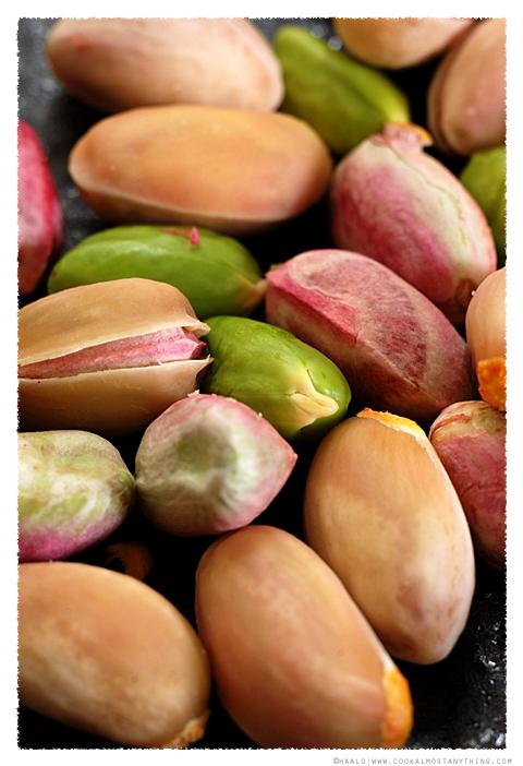 fresh pistachio© by Haalo
