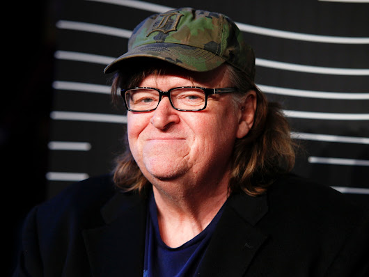 Michael Moore really really wants to lead the 'Resistance'