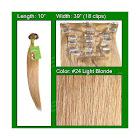 Brybelly #24 Light Blonde - 10 inch