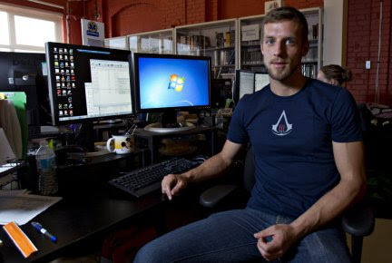 Maxime Durand como asesor histórico en AC:III  (LaPresse.ca)