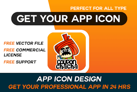 multivox : I will design your app icon for just for $5 on www.fiverr.com