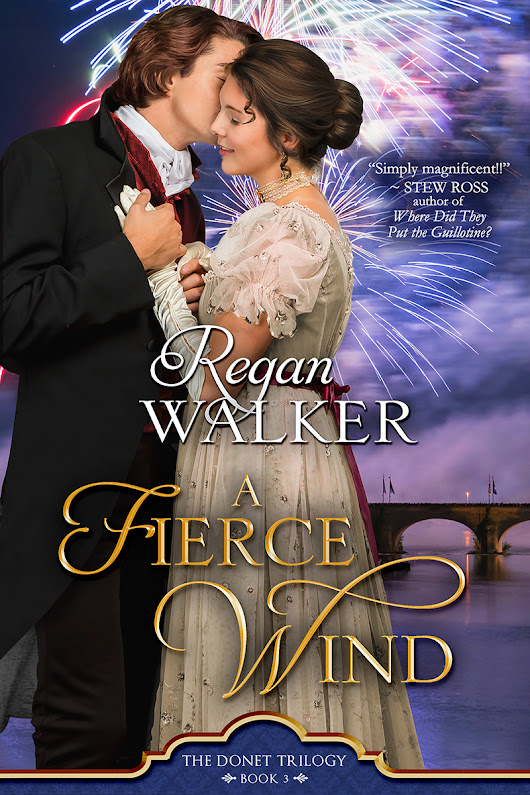 Review: A FIERCE WIND by Regan Walker