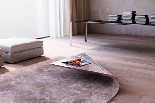 alessandro isola reinterprets the coffee table - designboom | architecture & design magazine