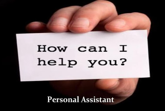 mfazlulh : I will be your personal assistant for 3 hours for $5 on www.fiverr.com