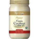 Spectrum Organic Expeller Pressed Virgin Coconut Oil Unrefined - 14 OZ