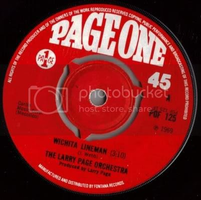 Wichita Lineman Larry Page