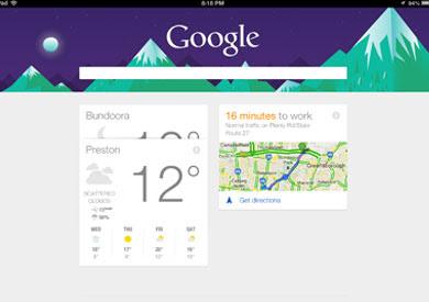 Google Now يوقظك في المواصلات العامة