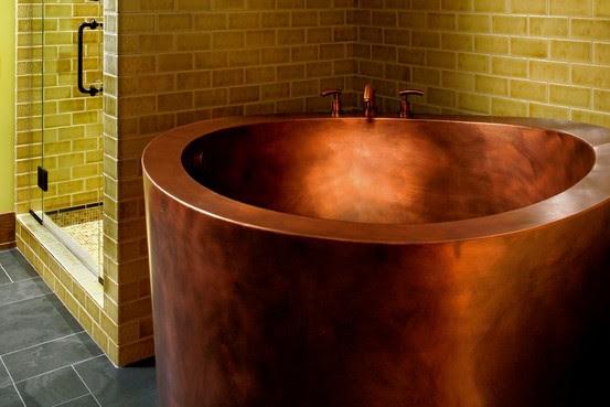 Japan's Ofuro Soaking Bathtubs Take Off in U.S. - WSJ.
