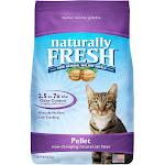 Blue Naturally Fresh Cat Litter, Natural, Non-Clumping, Pellet - 14 lb