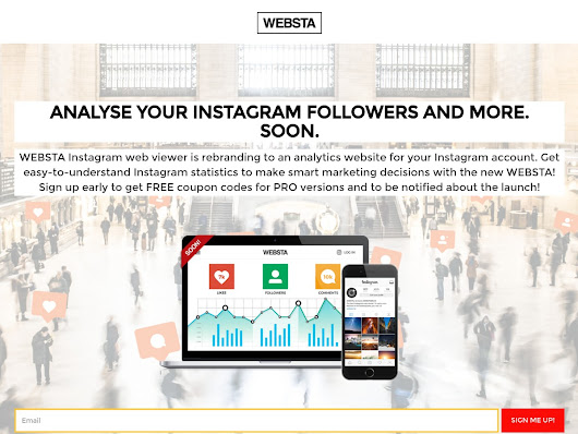 WEBSTA | Instagram Analytics