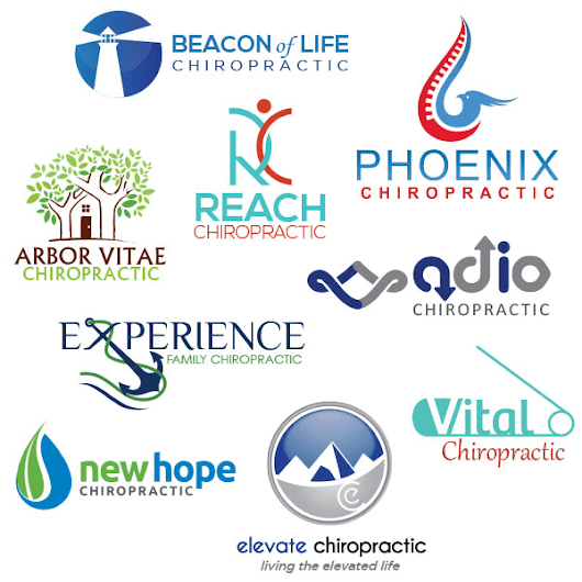 I will create A Logo for Chiropractors