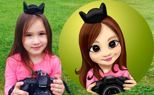 I will creation of digital portraits in cartoon style