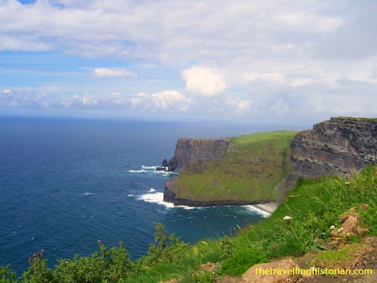 Cliffs of Moher Ireland - The Travelling Historian