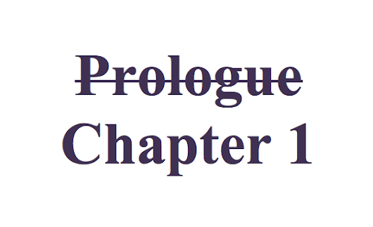 Prologues - Are They Important?