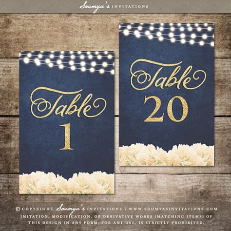 Welcome Wedding Sign, Gold and Navy Wedding Welcome Sign