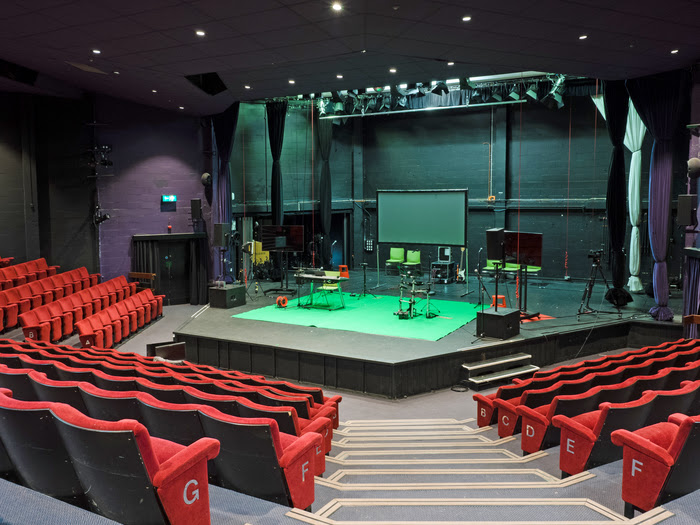 What Are The Types Of Theatre Stages And Auditoria