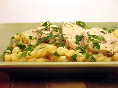 Herbed Chicken and Pasta 2