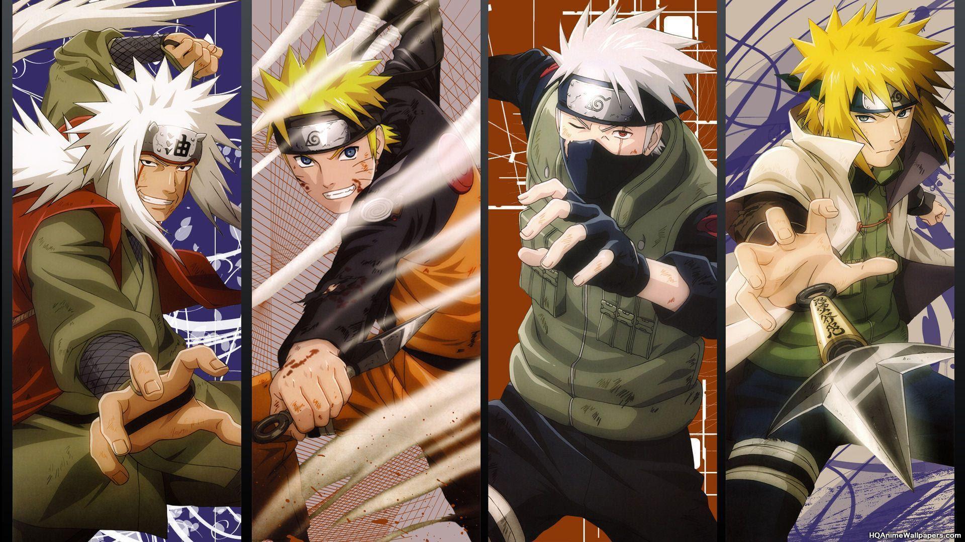 Free Naruto Wallpapers - Wallpaper Cave