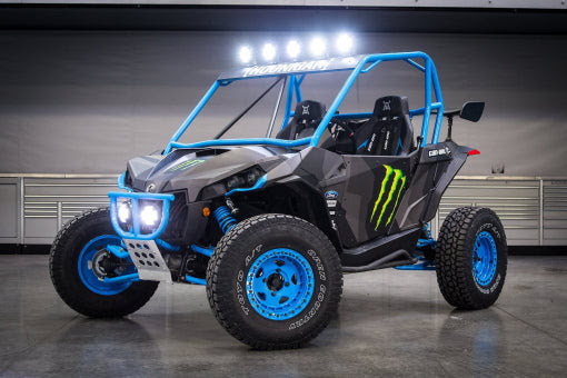 Custom Maverick Side-by-Side Vehicle Builds Are Showcased by Can-Am Brand Ambassador Ken Block