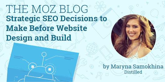 Strategic SEO Decisions to Make Before Website Design and Build