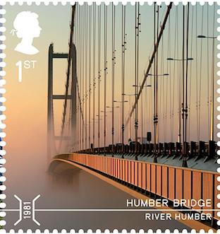 Humber Bridge.