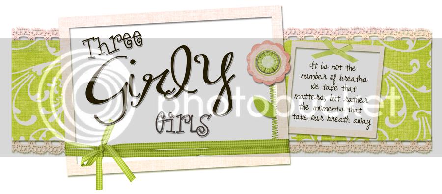 three girly girls