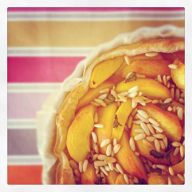 Summer tart!