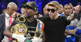 Floyd Mayweather upset with Justin Bieber after being unfollowed..