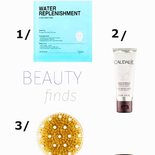 Winter Beauty Finds