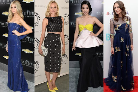 The week in celebrity style: See who made our top 10 best dressed