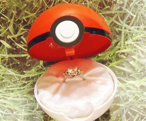 Izyaschnye wedding rings: Pokemon wedding ring