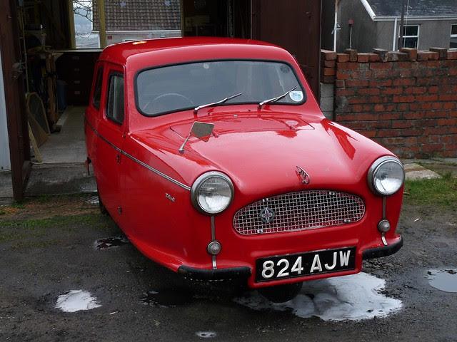 24038 - My 1961 Reliant Regal