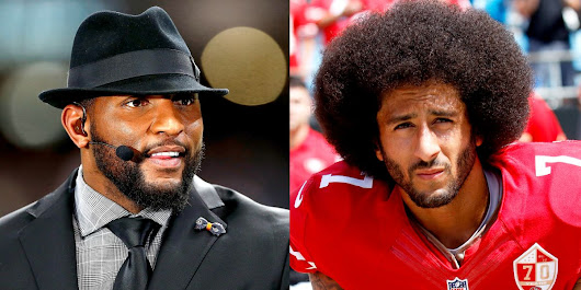 Ray Lewis comment on Colin Kaepernick met with NFL silence - Movie TV Tech Geeks News