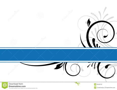 Abstract text frame stock illustration. Image of beautiful